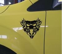 Free Shipping Style Car Stickers, Devil Car Decal , Totem Waterproof On Rear Windshield Door Tank Lid Sticker
