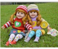 Lovely Smart Barb Doll/Children's Talk Toys/Gift To The Girl 6067