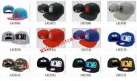 Wholesale Good Quality Fashion Football Basketball Baseball Snapback Hats Free shipping 12 pcs /Lot just