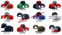 Baseball snapback wholesale sport caps red white sox atlanta oakland LA rangers detroit blue jays snapbacks 26pcs/lot hats