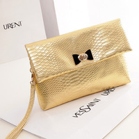 Luxury New2014 Rhinestone Women Handbag Fashion Rivet Women Day Clutches Women Messenger Bags Shoulder Evening Bags High Quality