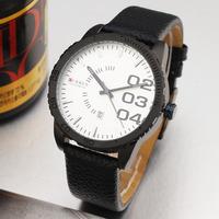 Hot Selling 2014 New Curren Men Classic Auto Date Fashion Analog Quartz Watch Genuine Leather Band Wristwatch Masculino Relogio