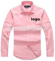 Hot sales! 2014 summer men shirt, famous luxury brand shirt, fashion casual shirt top cotton long-sleeved men shirt