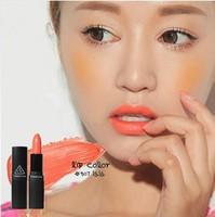 (#507 la la ) Milk Orange Color Moisture Lip stick Korea New Fashion Brand Quality Makeup LIPSTICK