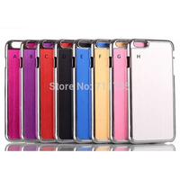 "Best-selling  Brushed Matte Aluminum Hard Case for iphone 6 Plus 5.5"" 300pcs/lot DHL free @2"
