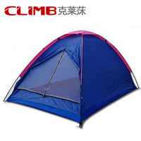 Kle outdoor camping tents couples leisure Tent Tents double single gift tent