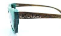 2014 New  Coating sunglass Wood sunglasses Rossi Sunglasses Wooden Sun Glasses Men Women Brand Designer Sports oculos Wholesale
