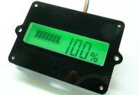 lead batteries indicator Battery capacity LCD Tester for 12V Lead Acid battery