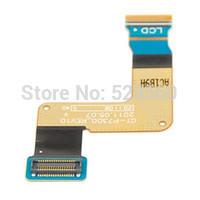 Original For Samsung Galaxy Tab 8.9 P7300 LCD Screen display Connector Flex Ribbon Cable  Part 10PCS/lot Free shipping
