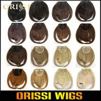 front bang hair bang extension clip in hair bang synthetic hair bang hair fringe 1pc