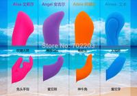 Free shipping  4 Colors 10 Speeds Dual Vibration G spot Vibrator,Clitoral Stimulation Vibrating Stick Sex Toys for Women