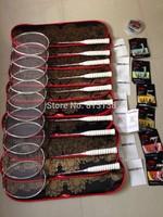 arrived within 30 days 1 piece lining badminton racket N 90 III  badminton lining padel raquete li-ning