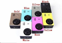 Free shipping SJ4000 1080P 30fps 12 MP H.264 1.5 Inch 170Wide Angle Lens Outdoor Waterproof Sports Home Security HD CAR DVR