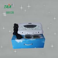 plastic material foot spa detoxification machine