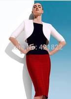 2014 new ladies bandage skirts blue black red hl bandage skirts fashion skirts bandage evening part dress