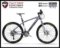 TW8500 Aluminum bicycle,great DEORE XT big groupset mountain bike