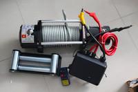 Free Shipping 12V 8000LB Electric Winch,4WD/SUV/Truck winch