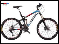Aluminum Alloy 30 speed bike bicycle rock shox bicicletas big groupset rear shock mountain bike
