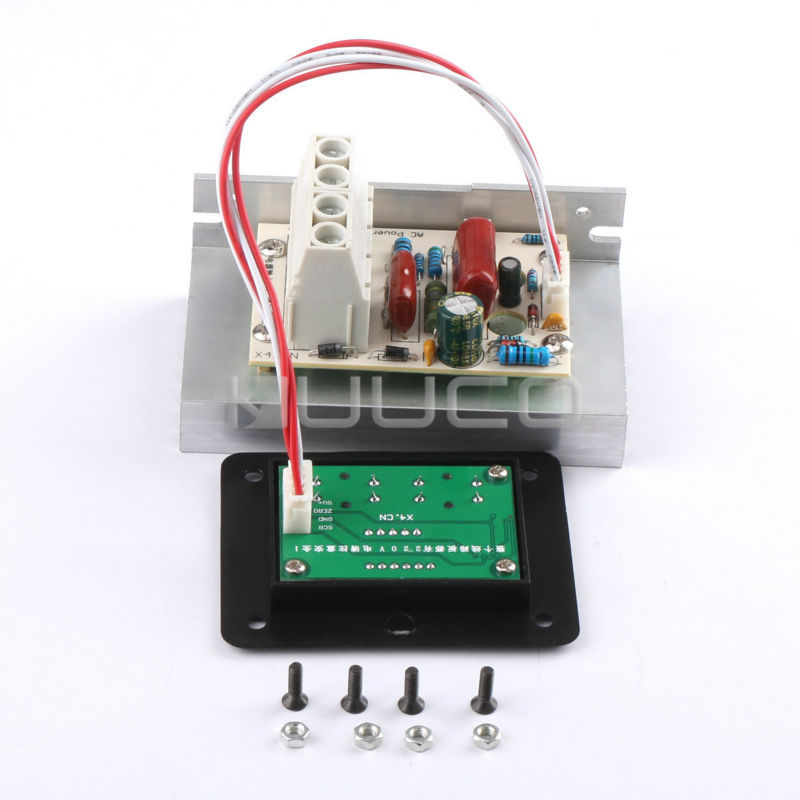 Регулятор напряжения Silicon Controlled Rectifier 220V 10000W SCR /. . Voltage Regulator