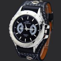 2014 Fashion Black Band Men Sports Watch Men Boy Teenager Military Hours Clocks Running Wriststwatches, Free Shipping