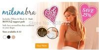 elegant woman flavour Without rims Wide straps designed  seamless lace push up vest bra  3 pieces/set