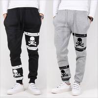 DG-14 Thicken sport pants men Harem Sweatpants for men Street dance pants Men hip hop fashion Jogging Outdoor Hiphop
