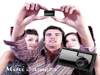 Free Shipping 720x480 Mini Camera Factory Price