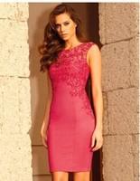 Hot Selling New Summer Women Casual Dress Vestido De Festa Lace Party Evening Dresses Office Sexy Club Dresses YS8626
