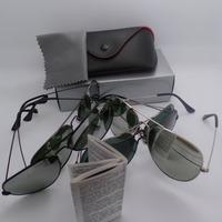 New 2014 Brand designer  Women Men Sunglasses 3025 Fashion RB sun glasses Aviator oculos de sol feminino with packing
