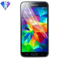 High Quality Diamond Film Screen Protector for Samsung Galaxy S5 Mini / G800F