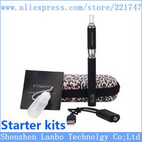 EGO LCD MT3 Electronic Cigarette starter kits 2.4ml MT3 Atomizer 650,900,1000mah LCD Battery Ego MT3 EGO Kits
