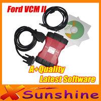 Best Quality VCM2 Diagnostic Scanner For F0--rd VCM II IDS V86 Support F0--rd Vehicles IDS VCM 2 OBD2 Scanner  Free