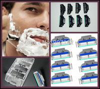 8Pcs/lot Razor Blades for Men 8s (8pieces/lot) Best Quality Free Shipping mach 3 razor blades MY327
