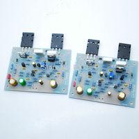 2PCS H-140 Amplifier H140 AMP Audio Power Amplifier AMP 80W+80W DIY Kit for hifi diy  Free shipping