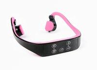 Bone Conduction Headphone Bluetooth Headset Earphone for Samsung Galaxy series and iphone series