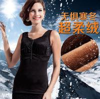 1 PCS Women's Autumn and Winter Hot Sexy warm winter super soft Cotton lun Vest Size XL-XXL-XXXL Free Shipping  L843