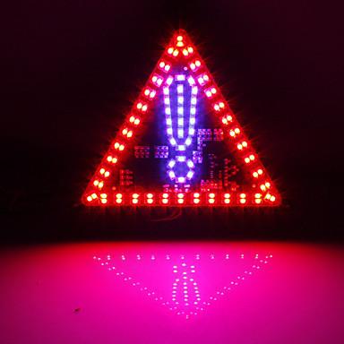 Мощных из светодиодов высокое расположены высоко яркость задние тормозные треугольник сигнальные лампы для авто