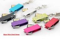 50unit x512MB  mini metal usb flash drive swivel pendrive smallest flash pendrive Free shipping cost