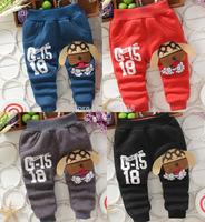 2014 Children's Baby Velvet Trousers(5Pcs/lot) Kid Baby Harem Pants Pants & Capris [iso-14-9-11-A1]