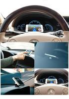 2014 new Magnetic Car Dashboard Mobile phone Mount Holder Car Kit Magnet mobile rack universal support de voiture
