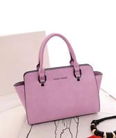 Women Handbag 2014 fall  Fashion PU Leather Handbags Candy Color Shoulder Bag Women Clutch Bags Women Messenger Bags tote.
