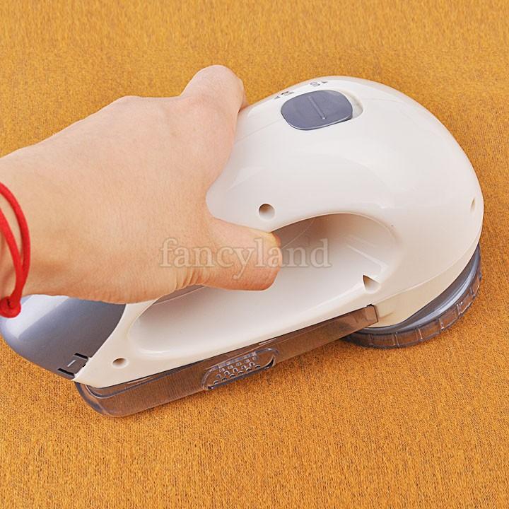 pilling remover machine