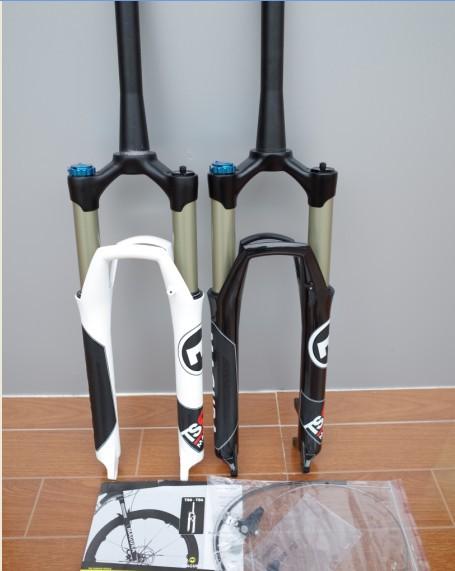 "Magura TS8 R100 Dynamic Remote Lockout Mountain Bike Fork Suspension 26"" /27.5/29"" Fork Disc Brake Suspension mtb forks(China (Mainland))"