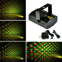 2014 New Led Dj Disco Party Stage R&g Laser Adjustment Lighting Show Effects System Lights
