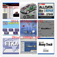 2014 alldata mitchell and ondemand  alldata 10.53+mitchell 2014+ esi+etka+ mitchell manager + vivid workshop + Atsg 29in1 1tb