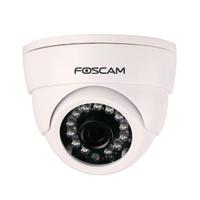 Foscam FI9851P 1.0 Megapixel HD 720P Waterproof Dome IP Camera P2P CMOS Sensor Free Foscam DDNS Night Vision 10M Free Shipping