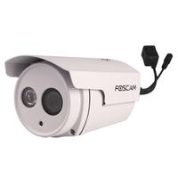 Foscam FI9803P 1.0 Megapixel HD 720P Waterproof IP Camera P2P CMOS Sensor Free Foscam DDNS Night Vision 20M Free Shipping