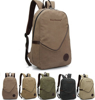 High Quality Special Offer Casual Nylon Men's Backpacks Students School Bags All-Match Large Capacity Vintage Travel Bags