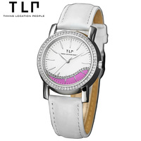 Electronic New 2014 Hot Sales Watches Leather Brand TLP Watch Fashion & Casual  Quartz Watches  Sports & Outdoor Watches T328