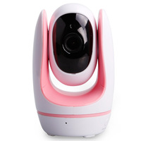 FOSCAM 1.0 Megapixel HD Wireless Baby Monitor Plug and Play Supports Soft Ap, Connect to Clients Directly via Wi-Fi ip cameras